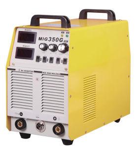 Bouclier de CO2 MIG inverter welding machine (MIG350g)