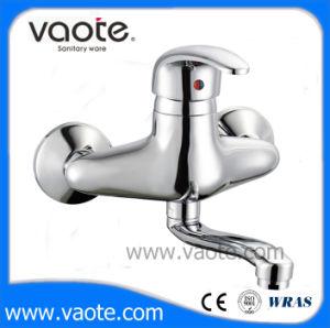 真鍮ボディ最も安い浴室のミキサーのコック(VT12602)
