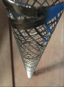 Spirale en acier inoxydable 304 soudé Air Center Core exportateur cadres de filtre des éléments de filtre perforée 316 tuyaux de métal