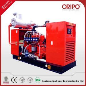 de Stille Generator van de Energie 450kVA/360kw Oripo met de Bedrading van de Alternator