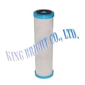 Bloc de charbon actif de la cartouche de filtre à eau