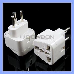 Universial Travel Adapter Plug Adapter Socket für Italien (Adapter-021)