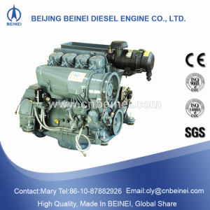 건설장비를 위한 4개의 치기 공기 차가운 디젤 엔진 또는 모터 F4l913