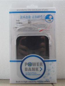 Teléfono celular externa de alta capacidad batería PB007-10400mAh