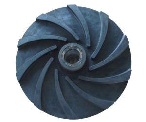 OEM резиновые крыльчатку на суспензии насоса