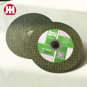 En12413 het Duitse Standaard Schurende Scherpe Wiel van het Metaal & van het Staal