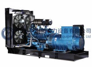 550kw, /Cummins Engine Genset, 4-Stroke, Portable, Silent, Canopy, Cummins Diesel Generator Set, Dongfeng Diesel Generator Set. Chinesisches Dieselgenerator-Set