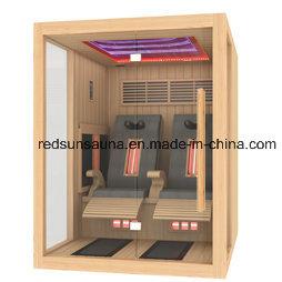 Venta de silla de masaje Infared caliente Sauna (22A-L6).