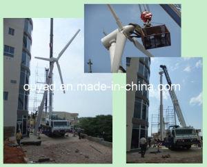 Landbouwbedrijf of de Turbine van de Wind van het Gebruik Industril