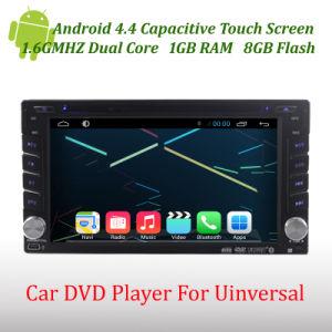 Android 4.4를 가진 유니버설 2 DIN Car DVD Player
