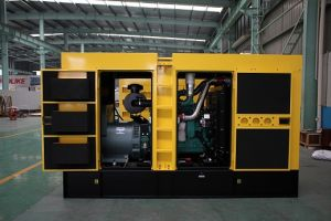 50Hz 63kVA/50kwのCummins Engine (GDC63S)著動力を与えられるディーゼル発電機セット