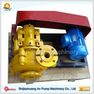 Horizontal haut de la tête de lisier d'exploitation minière de la pompe centrifuge