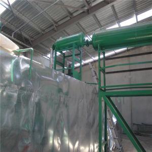 不用なオイル浄化はプラントをリサイクルする
