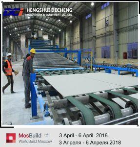 建設上の石膏ボードの機械装置の輸出業者