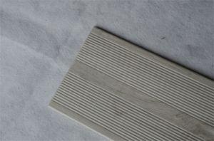 Kijkt de Foshan Verglaasde Plattelander Tegel het Grijze Houten Porselein Tegels kijkt
