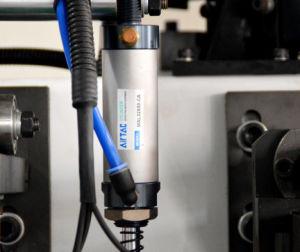 Máquina de costura Semi-automático Servo doble