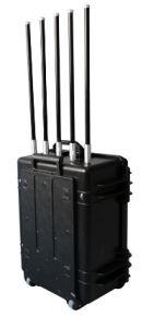 Mens-Pak Stoorzenders met meerdere kanalen van het Signaal van Adjutsable van de Macht de Mobiele
