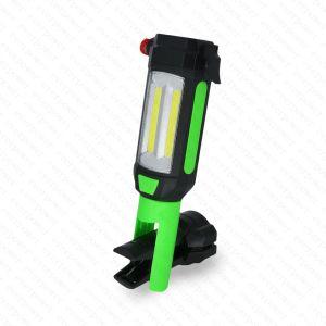 Lampe Torche A Led De Rafles D Urgence Pliable Pour L Atelier Lampe