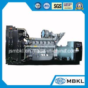 Perkins Engine이 강화하는 고품질 600kw/750kVA 디젤 엔진 발전기