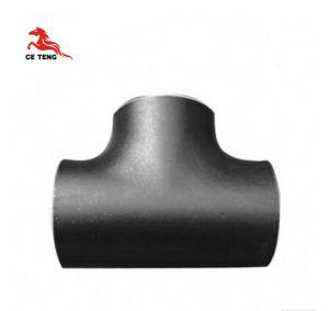 Il pezzo fuso di investimento ha flangiato accessorio per tubi del acciaio al carbonio