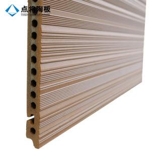 panneau de mur de terre cuite de 18mm pour le matériau de construction