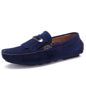 標準的な人の偶然靴ダグは蹄鉄を打つ方法靴(FTS1019-15)に
