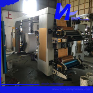 Machine d'impression Flex pour le plastique de /Film/BOPP/PP