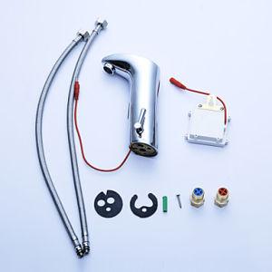 안으로 센서 꼭지를 위해 찬 온수 사용 (FDS-A6002)