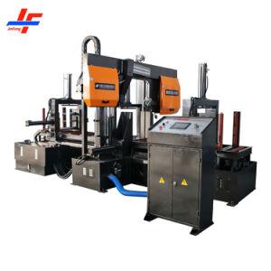 Scie à ruban CNC d'alimentation automatique pour l'industrie de l'industrie du sciage de métal