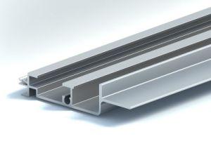 Uminum/perfiles de extrusión de aluminio para la construcción o la decoración Industrial