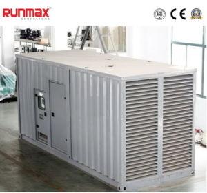 コンテナに詰められたディーゼル発電機/容器の発電機