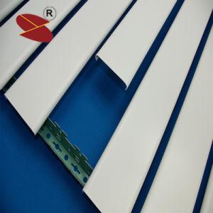 Polvere all'ingrosso della Cina che ricopre il soffitto decorativo del soffitto di alluminio alla moda della striscia
