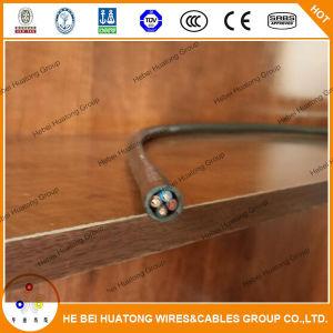 UL1277 Tc van de Controle van het Schild van de Vlecht van de Draad van het koper Kabel
