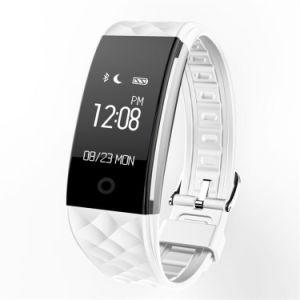 アンドロイドまたはIosのためのスポーツの腕時計の適性の追跡者の心拍数のモニタS2のスマートなブレスレット
