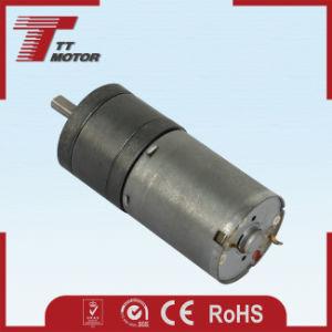 25mm de alto par micro eléctrico DC motorreductor para licuadoras