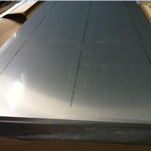 5754 Chapas de alumínio para placa destacadora de barco e Construção