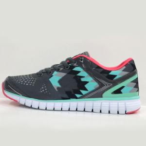 Los precios de mayoreo Diseño personalizado de los hombres negros calzado deportivo zapatilla para correr