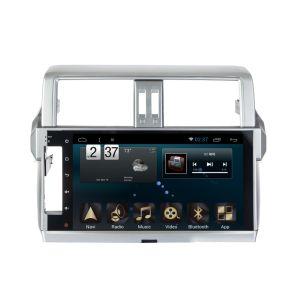 Toyota Prado를 위한 인조 인간 6.0 시스템 항법 차 DVD WiFi/TV/USB를 가진 10.1 인치 접촉 스크린