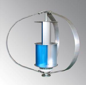 300W 12V AC Permannet Vertical Imán pequeño generador eólico a la venta (SHJ-NEV300P3).