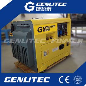 5KW tipo portátil 190um gerador de soldador Diesel