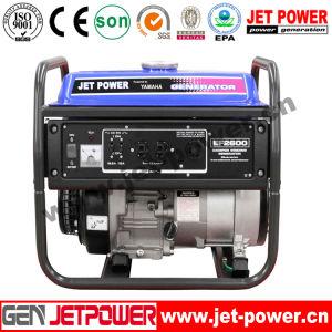 ガソリン発電機の反動の開始4ストローク2.5kw 3kwガソリン発電機