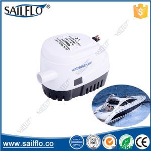 Interruttore automatico della pompa di sentina di Sailflo 1100gph per il fante di marina con il prezzo di vendita caldo