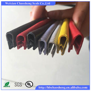 PVC装飾Uのタイプゴム製シーリングストリップ