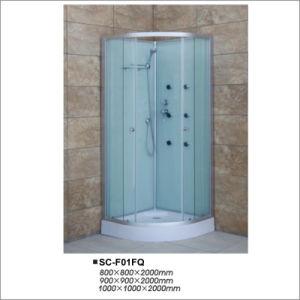 Cabina de ducha simple (sin tapa superior)