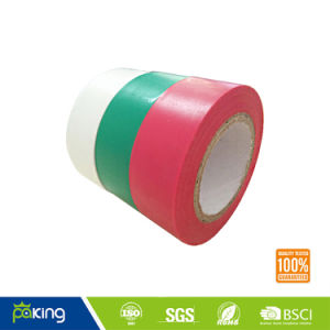 Band van de Isolatie van pvc van de kleur de Elektro met SGS Certificaat