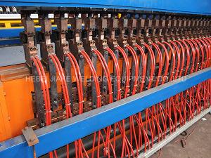 CNC друга сварных стальных бар сварочный аппарат ячеистой сети