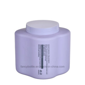 500ML 800ml de HDPE de plástico PET botella de champú (FS-BC-006)