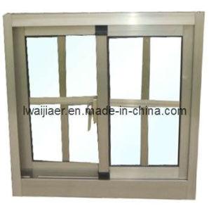 Alluminio/finestra di scivolamento di alluminio con la griglia, alta qualità, prezzo competitivo