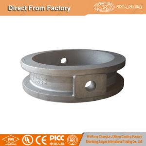 ISO9001 на заводе индивидуальные чугун литье в песчаные формы детали