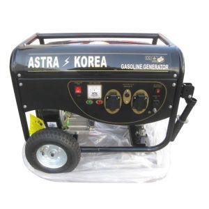 La Corée du cycle du moteur silencieux Astra 2kw générateur à essence (N-5000)